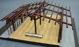 レーモンドホール模型2(展示用)