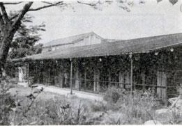 大谷町キャンパス当時のレーモンドホール