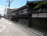 町屋(江戸橋界隈)